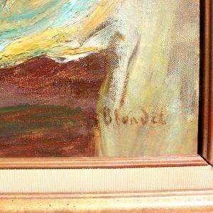 Blondel detail 2