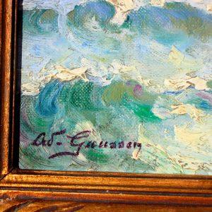 Gaussen detail 2