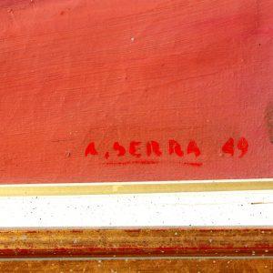 Serra detail 3